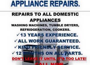C. Elwood Appliance Repairs.